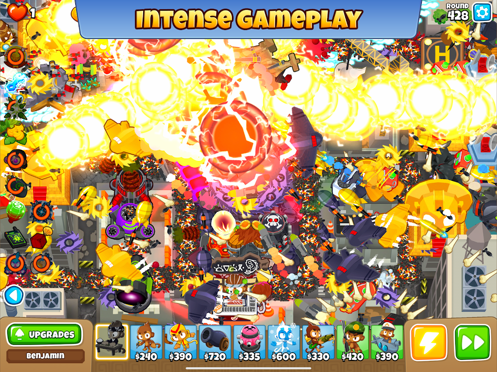 Bloons TD 6  poster 19