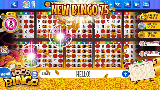 Loco Bingo: Bet gold! Mega chat & USA VIP lottery 2.58.1 apktcs 1
