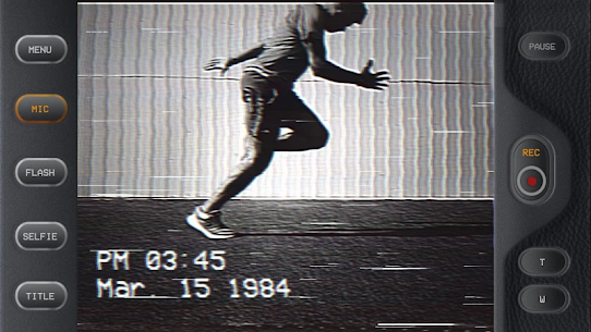1984 Cam – VHS Camcorder, Retro Camera Effects APK 4
