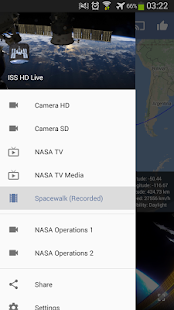 ISS Live Now: Live HD Earth View and ISS Tracker 6.2.9 Screenshots 3