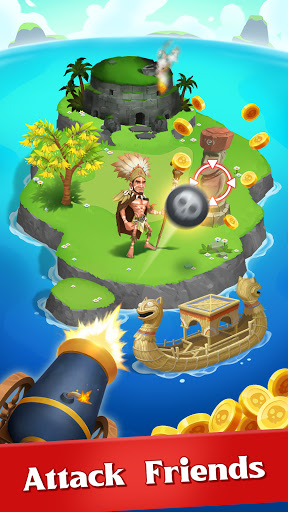Code Triche Pirate Life - Be The Pirate Kings & Coin Master (Astuce) APK MOD screenshots 4