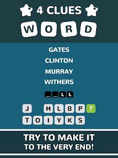 4 Clues 1 Word