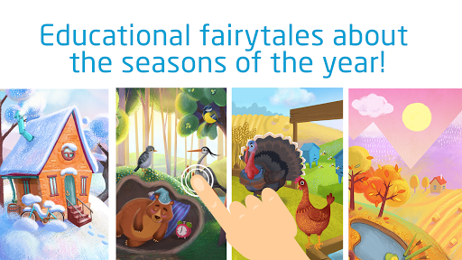 Books and audio fairy tales for kids WhyWhy  screenshots 2
