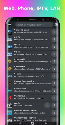 Cast TV for Chromecast/Roku/Apple TV/Xbox/Fire TV apktram screenshots 9