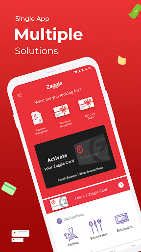 Zaggle - Finance & Business android2mod screenshots 1