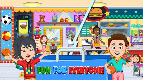 My Town: Shopping Mall – Shop & Dress Up Girl Game 3