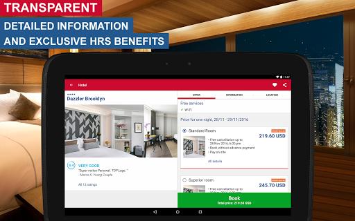 Hotel Search HRS (New)  screenshots 9