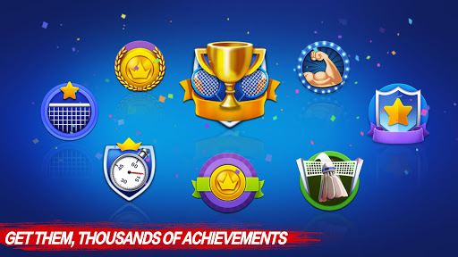 Badminton Blitz - Free PVP Online Sports Game  Screenshots 16