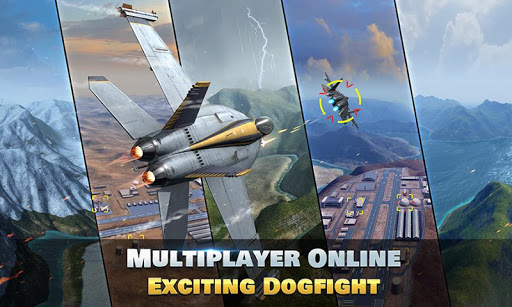 Over G: Modern Air Combat screenshots 4