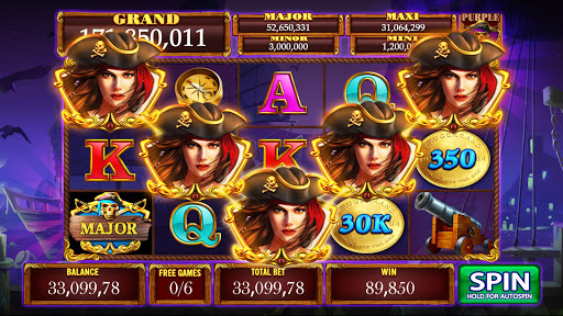 Thunder Jackpot Slots Casino - Free Slot Games  screenshots 7
