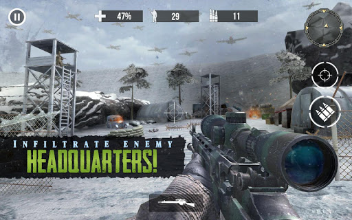 Call of Sniper WW2: Final Battleground War Games 3.3.8 screenshots 2