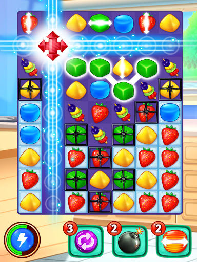 Gummy Paradise - Free Match 3 Puzzle Game 1.5.4 screenshots 16