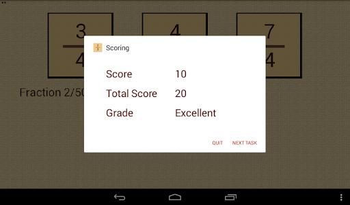 Fraction Fraction  screenshots 6