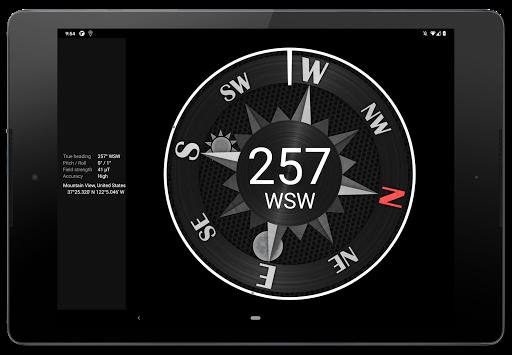 Compass Steel (No Ads) 3.0.2 Screenshots 7