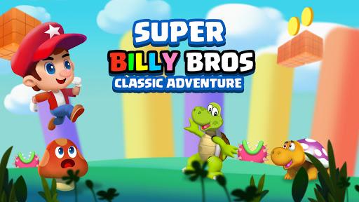 Super Billy Bros - Classic Adventure of Jump & Run 1.0.5.185 screenshots 13