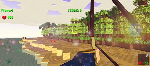 Cube Craft Adventure Master Craft Exploration apkpoly screenshots 2