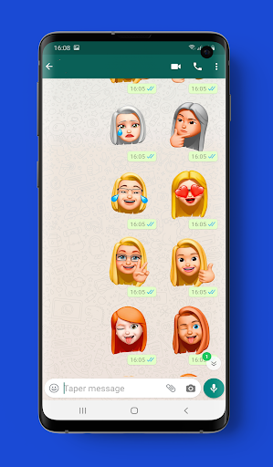 emoji stickers  screenshots 5