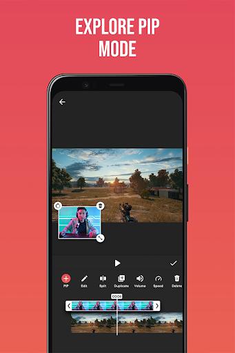 MontagePro: Best Short Video Editor & Video Maker screen 2