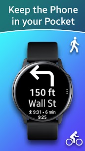 Navigation Pro: Google Maps Navi on Samsung Watch 2