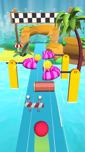 Ball Run Stack - 8 Ball Game Stack Ball 3D Helix 41 screenshots 4
