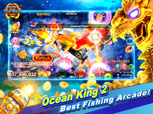 Slots (Golden HoYeah) - Casino Slots  Screenshots 3