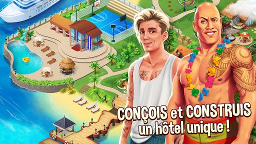 Starside Resort de Célébrité APK MOD – Pièces de Monnaie Illimitées (Astuce) screenshots hack proof 1