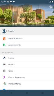 Shaukat Khanum App 3.7.6 screenshots 1