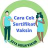 Cara Cek Sertifikat Vaksin Online app apk icon