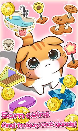 Cat Room - Cute Cat Games 3.0.8 Screenshots 5