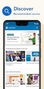 LinkedIn Learning: Online Courses to Learn Skills 0.183.4