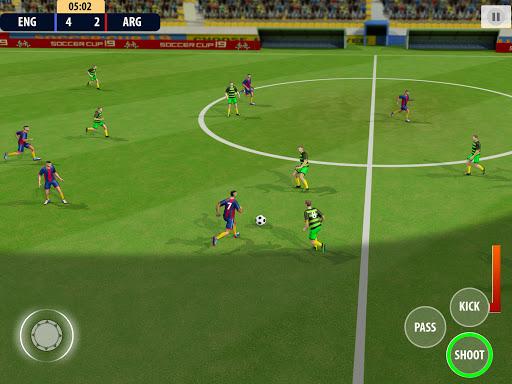 Soccer League 2021: World Football Cup Games 2.0.0 Screenshots 12