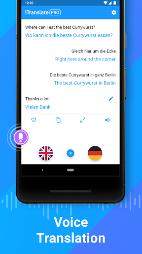 iTranslate Translator & Dictionary 5.6.5 Screenshots 2