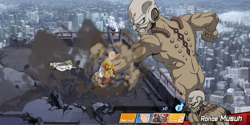 ONE PUNCH MAN: The Strongest (Authorized) 1.1.7 Screenshots 8