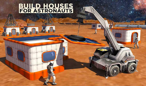 Space Station Construction City Planet Mars Colony  screenshots 15