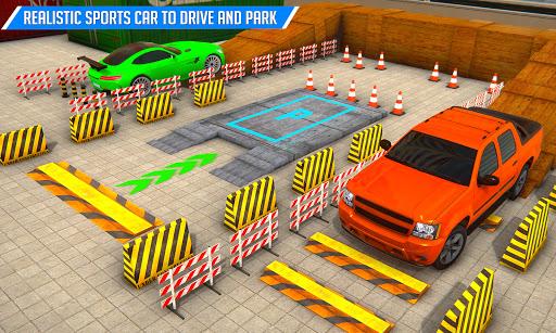 Parking Man: Free Car Driving Game Adventure  screenshots 4