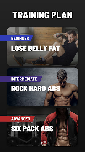 Six Pack in 30 Days - Abs Workout android2mod screenshots 1