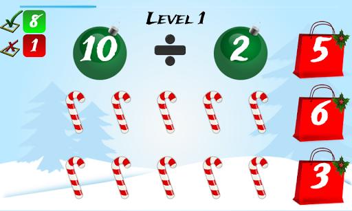 Christmas Games Math Santa 2.2 screenshots 5