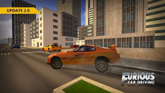 Furious Car Driving 2020 Apk 2