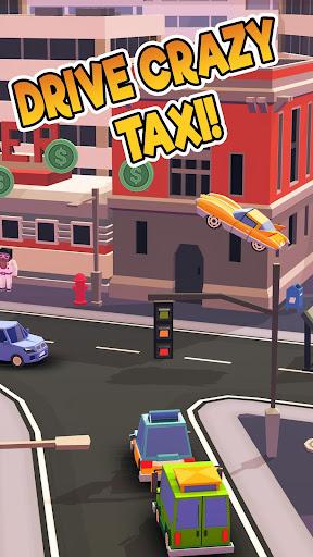 Taxi Run - Crazy Driver 1.28.2 screenshots 9