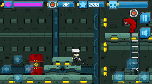 Alien Mission apkpoly screenshots 4