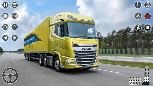 Real Truck Parking Simulator 2021 : Free Game 1.0 screenshots 1