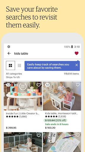 Etsy: Buy Custom, Handmade, and Unique Goods apktram screenshots 8