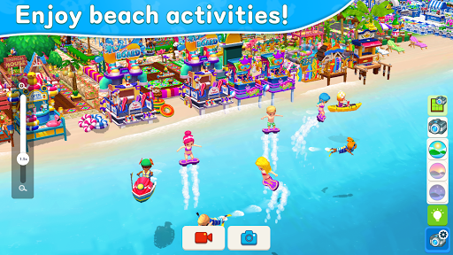 My Little Paradise : Resort Management Game 2.2.1 screenshots 14