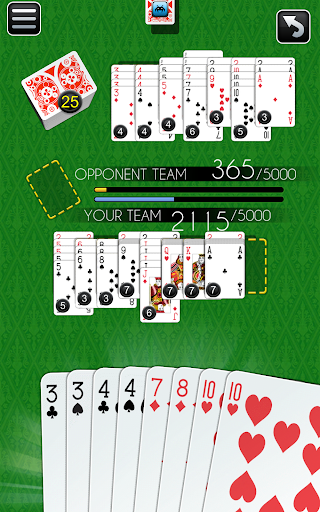 Canasta Multiplayer - Free Card Game 3.1.18 screenshots 6