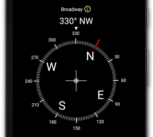 Digital Compass apktram screenshots 1