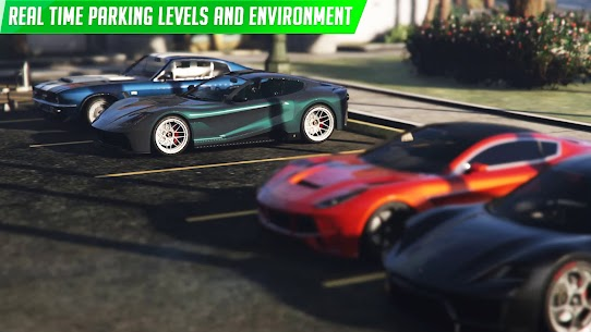 Parking Man 2: New Car Games 2021 2