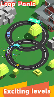 Loop Panic 1.3.2 APK + Mod (Unlimited money) for Android