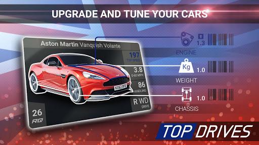 Top Drives u2013 Car Cards Racing apkdebit screenshots 3