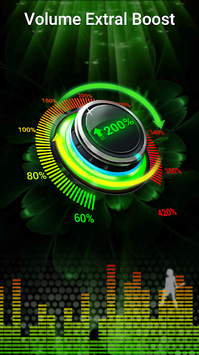 Volume booster - Sound Booster & Music Equalizer android2mod screenshots 5