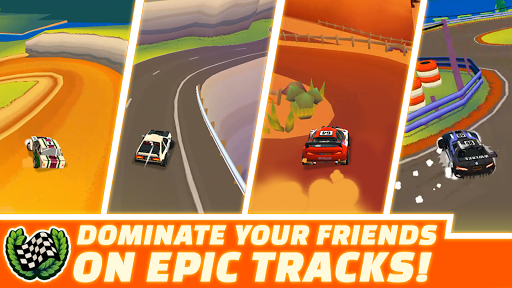 Built for Speed: Real-time Multiplayer Racing  screenshots 1